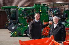Hege's Hohebuch agricultural machinery factory continues to produce a comprehensive range of trial plot machinery, but is now home to Zürn Harvesting GmbH & Co KG.